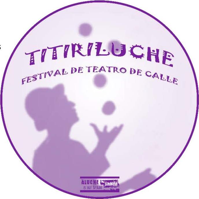 Fiesta de apoyo al Titiriluche